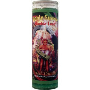 Double Luck Candle - Velas Misticas