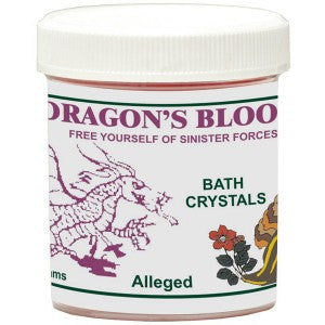 7 Sisters Dragons Blood Bath Crystals