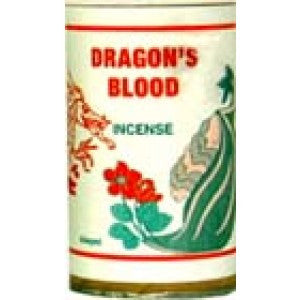 7 Sisters Dragon's Blood Incense Powder