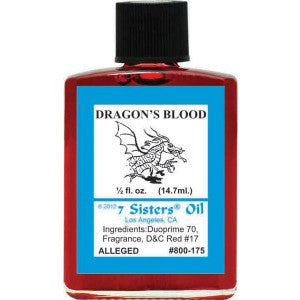 7 Sisters Dragon's Blood Oil - 0.5oz