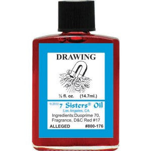 7 Sisters Drawing Oil - 0.5oz