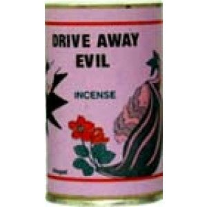 7 Sisters Drive Away Evil Incense Powder