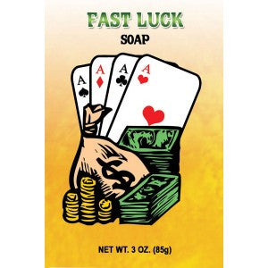 Indio Fast Luck Bar Soap 3oz