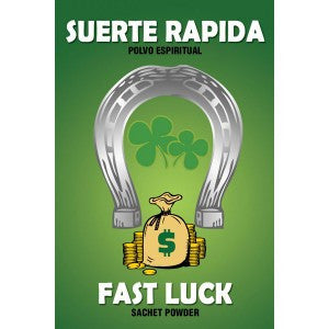 Sachet - Fast Luck Powder - 1/2oz