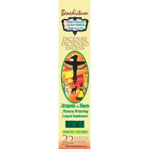 Benedictum Fast Money Incense Sticks