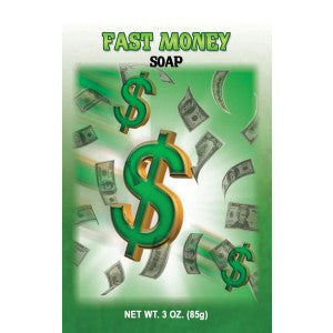 Indio Fast Money Bar Soap 3oz
