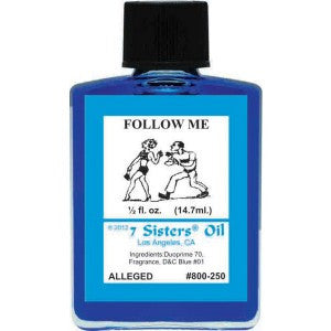 7 Sisters Follow Me Oil - 0.5oz