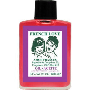 Indio French Love Oil - 0.5oz