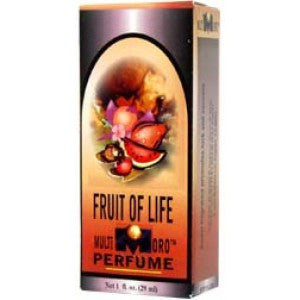 Multioro Fruit Of Life Perfume 1oz
