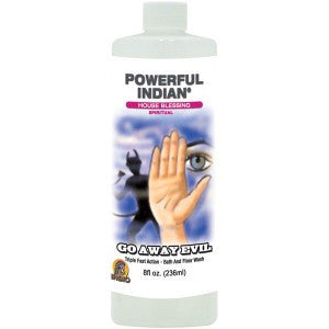 Powerful Indian Go Away Evil Bath & Floor Wash