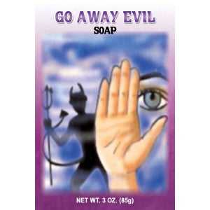 Indio Go Away Evil Bar Soap 3oz