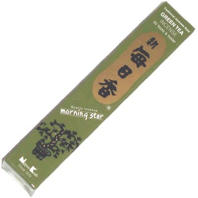 MORNING STAR GREEN TEA - 50 STICKS