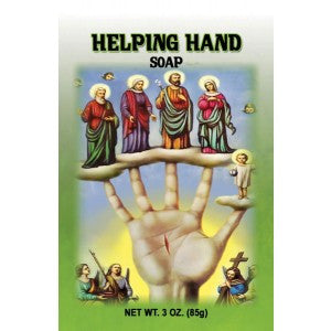Indio Helping Hand Bar Soap 3oz