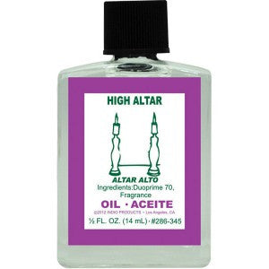 Indio High Altar Oil - 0.5oz