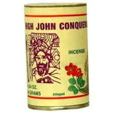 7 Sisters High John The Conqueror Incense Powder