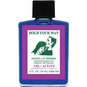 Indio Hold Your Man Oil - 0.5oz