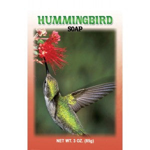 Indio Hummingbird Bar Soap 3oz
