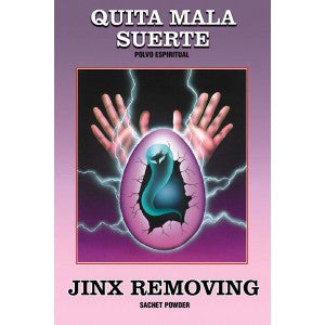 Sachet - Jinx Removing Powder - 1/2oz