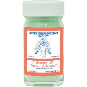 7 Sisters Jinx Removing Powder - 1oz