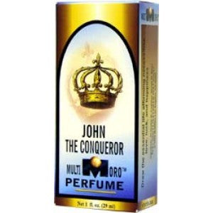 Multioro John The Conqueror Perfume 1oz
