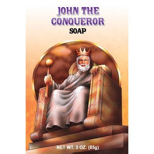 Indio John The Conquerer Bar Soap 3oz