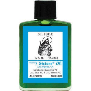 7 Sisters St. Jude Oil - 0.5oz