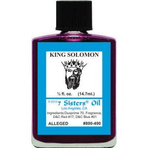 7 Sisters King Solomon Oil - 0.5oz