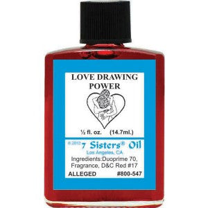7 Sisters Love Drawing Power Oil - 0.5oz
