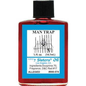 7 Sisters Mantrap Oil - 0.5oz