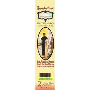 Benedictum Martin Porres Incense Sticks