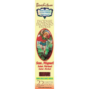 Benedictum St. Michael Incense Sticks
