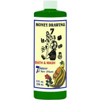 7 Sisters Money Drawing Bath & Floor Wash