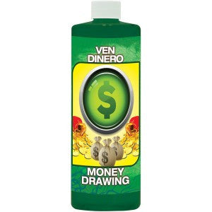 Money Drawing Spiritual Water