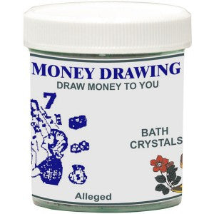 7 Sisters Money Drawing Bath Crystals
