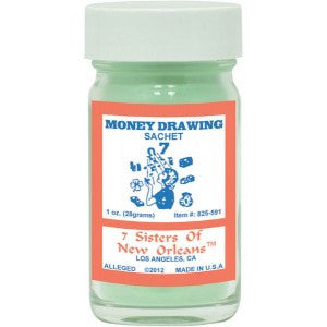 7 Sisters Money Drawing Powder - 1oz