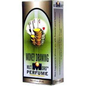 Multioro Money Drawing Perfume 1oz