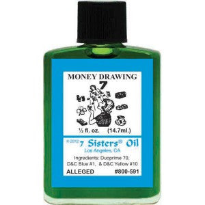 7 Sisters Money Drawing Oil - 0.5oz