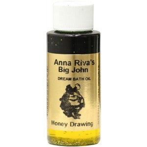 Copy of Big John Money Drawing Bath Oil 2oz