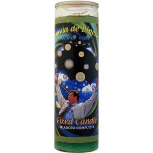 Money Rain Candle - Velas Misticas