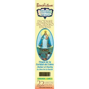 Benedictum Mother Charity Incense Sticks