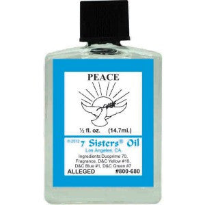 7 Sisters Peace Oil - 0.5oz