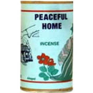 7 Sisters Peaceful Home Incense Powder