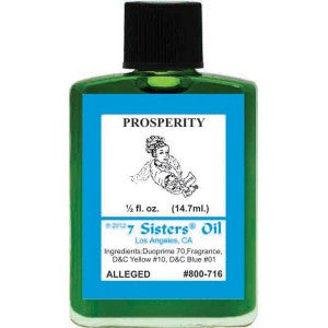 7 Sisters Prosperity Oil - 0.5oz