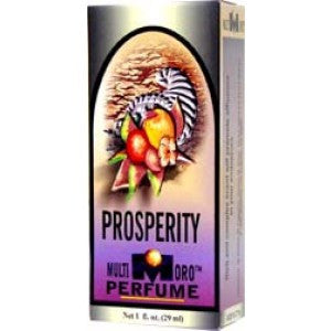 Multioro Prosperity Perfume 1oz