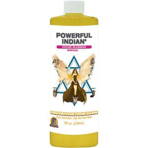 Powerful Indian Protection From Harm Bath & Floor Wash