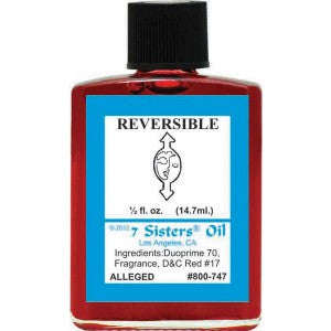 7 Sisters Reversible Oil - 0.5oz