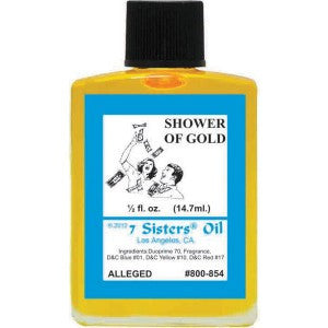 7 Sisters Showers Of Gold Oil - 0.5oz