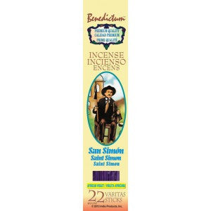 Benedictum St. Simon Incense Sticks