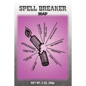 Indio Spell Breaker Bar Soap 3oz