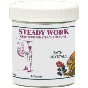 7 Sisters Steady Work Bath Crystals